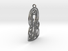 Our Lady of Czestochowa in Cast Metals 3d printed
