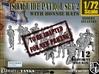1-72 IDF BONNIE PATROL SET 2 3d printed