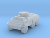 1/87 Scale M8 Scout Car 3d printed
