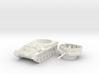 ZSU -37 tank (Russia) 1/87 3d printed