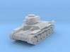 PV51C Type 97 Chi Ha (1/100) 3d printed