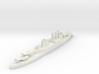 HMS HOOD 1/3000 3d printed