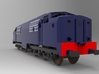 NS 1200 TT  (scale 1:120) 3d printed this render is not exact as the model