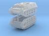1/285 GT-MU tractor 3d printed