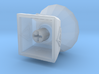 Diamond Keycap 3d printed