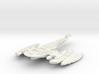 Cardassian Brinok Class  Battleship 3d printed