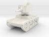 1/144 A-39 (T-26 based SPG project) 3d printed