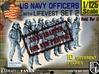 1-125 USN Officers KAPOK Set2 3d printed