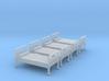 Bed 01. N Scale (1:160) 3d printed