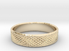 0217 Lissajous Figure Ring (Size8.5, 18.5mm) #022 3d printed