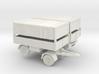 1/144 3 ton trailer set Wehrmacht 3d printed