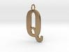 Q Pendant 3d printed