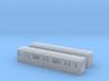 Berlin Baureihe A3L  H0 [2x body] 3d printed