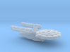 Terran(Early) Icarus Cruiser - 1:7000 3d printed