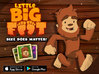 Little Bigfoot Classic Small 3d printed Download Little Bigfoot for Free!