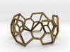 Catalan Bracelet - Pentagonal Hexecontahedron 3d printed