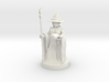 Gnome Female Wizard 3d printed