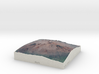 Mauna Kea, Hawai'i, USA, 1:150000 Explorer 3d printed