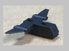 The Eagle 5 From Space Balls 1:500 Scale 3d printed Before Painting