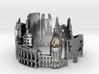 Atlanta Skyline - Cityscape Ring 3d printed