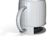 Dipping Mug 3d printed