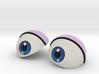 Big Eyes 003 3d printed