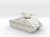 Vickers Medium Mk.C (1:56 scale) 3d printed