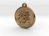 Monkey - Traditional Chinese Zodiac (Pendant) 3d printed