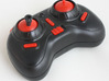 E010 Controller Thumbstick Replacements 3d printed E010 Controller - No glue required