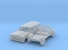 Jeep Wagoneer (N 1:160) 3d printed