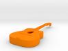 Gipsy Jazz Guitar (Selmer style) 3d printed