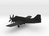 Fairey Gannet AEW.3 3d printed