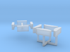 N Scale Alco Number Boards 3d printed