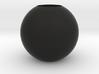 Acoustic Sphere (12.8mm mic) (32mm diameter) 3d printed 32mm Acoustic Pressure Equalizer Fits Sonodore RCM-402