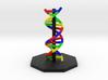 DNA Helix Molecule Model 3d printed