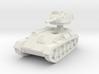 1/87 (HO) T-80 light tank 3d printed