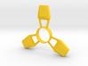 Fidget Spinner (metal) 3d printed