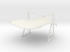 Manta Tent / Roof - Scale 1/43 3d printed