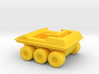 Mini-Mates Moon Buggy (Space: 1999) HOLLOWED 3d printed
