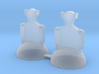 Star Trek Bishops 3d printed This is a render not a picture