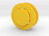 Fidget Spinner Tourus Caps 3d printed