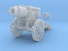 28mm Steampunk Heavy Mortar 3d printed