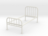 1:24 Iron Bed 1 (Not Full Size) 3d printed