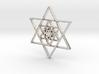 Infinite Jewish Symbol Pendant Charm 3d printed