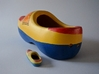 Just a Wooden Shoe 3d printed Side by side