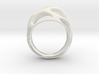 Ring Voronoy  3d printed