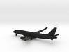 Bombardier CSeries 300 3d printed