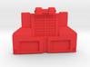 Borstschild voor Combiner War Hotspot of Onslaught 3d printed