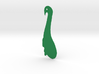 Nessie the Loch Ness Reed Hook 3d printed