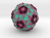Panicum Mosaic Virus 3d printed